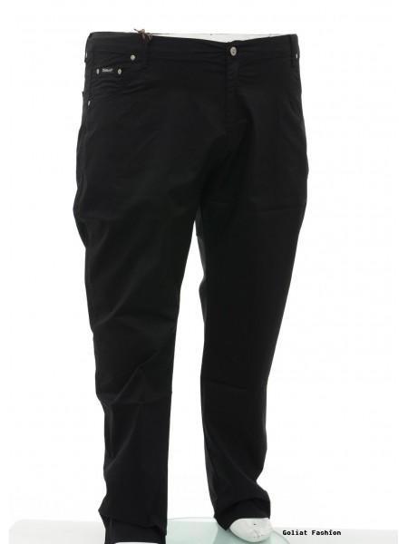 Pantaloni barbati marime mare pant4bn