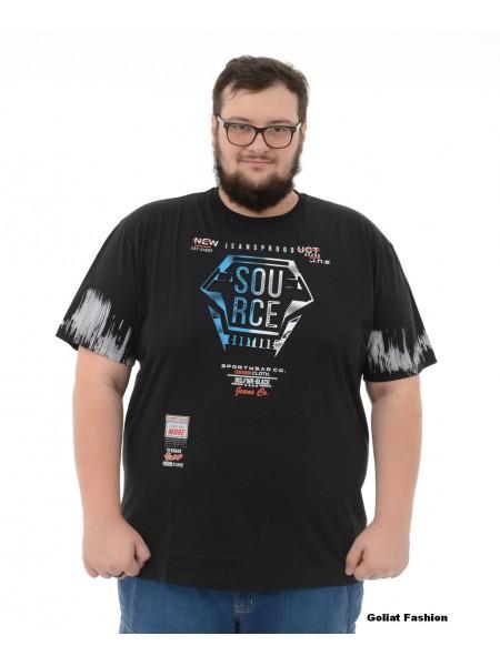 Tricou barbati marime mare tricou34gfb