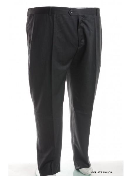 Pantaloni stofa marime mare pantst3b