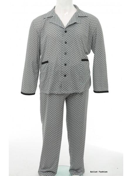 Pijama barbati marime mare pijama4bgf
